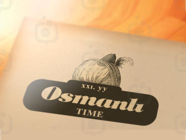Osmanli time logo y kle