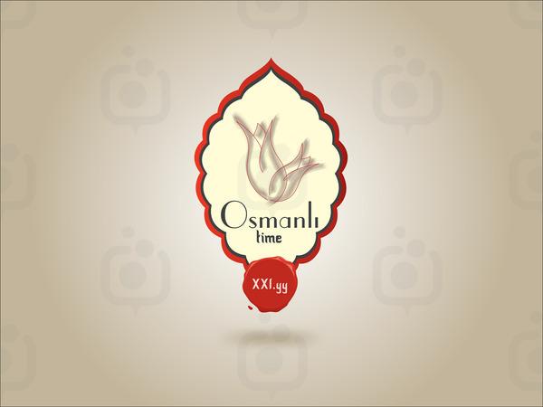 Osmanl  time logo 2