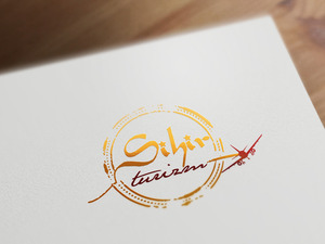 Logo mockup display  10