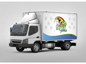 Lorry mock up 01