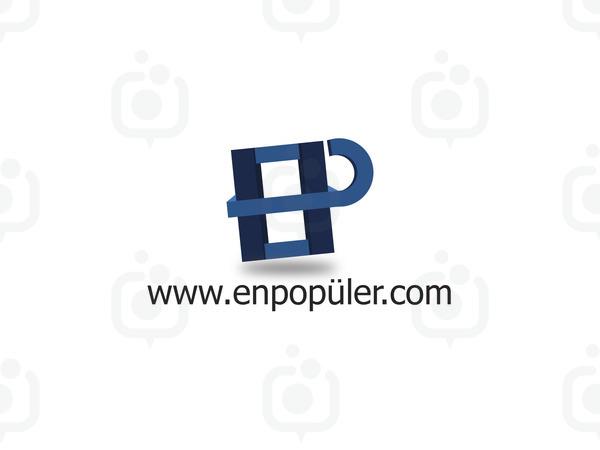 Enpopuler medya logo