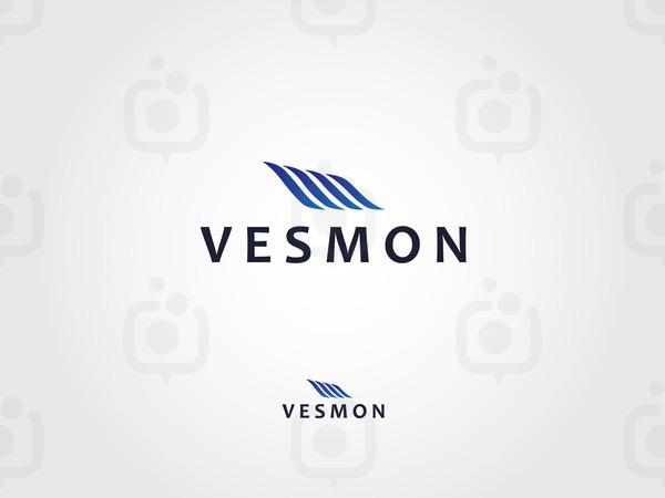Vesmon logo01