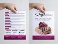 Proje#20546 - İnşaat / Yapı / Emlak Danışmanlığı El İlanı Tasarımı  -thumbnail #11