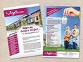 Proje#20546 - İnşaat / Yapı / Emlak Danışmanlığı El İlanı Tasarımı  -thumbnail #13