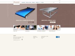 Proje#20681 - Üretim / Endüstriyel Ürünler Web Sitesi Tasarımı (psd)  #105