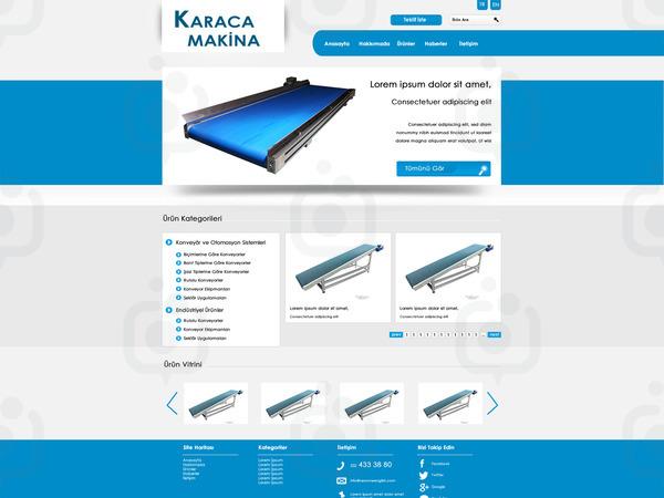 Karaca web