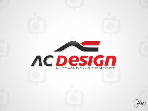 Ac design logo  al  mas