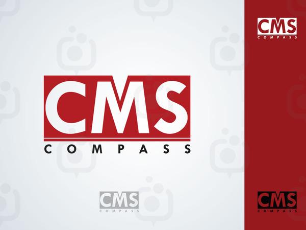 Cms compass logo