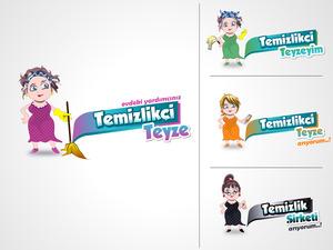 www.temizlikciteyze.com projesini kazanan tasarım