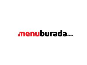 Menuburada.com'un Logosu Yenileniyor projesini kazanan tasarım