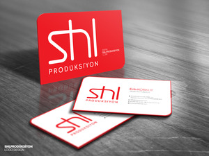 Proje#21170 - Prodüksiyon Logo ve kartvizit tasarımı  #38