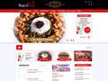 Proje#21242 - Restaurant / Bar / Cafe Web Sitesi Tasarımı (psd)  -thumbnail #24