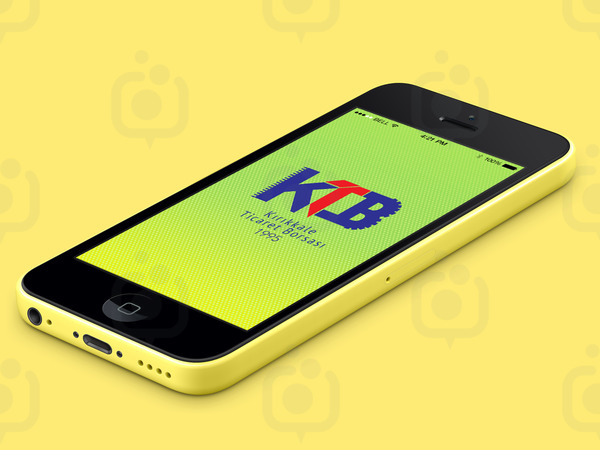 Kb logo iphone3