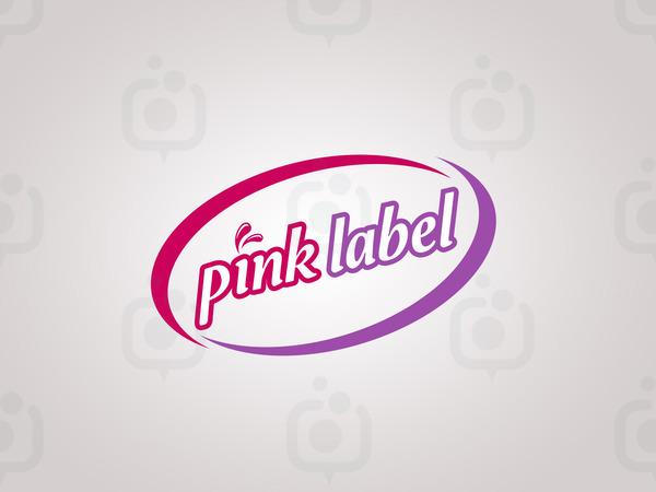 Pink label3