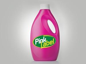 Pinklabel 3