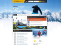 Proje#21299 - e-ticaret / Dijital Platform / Blog, Spor / Hobi Ana Sayfa Tasarımı   -thumbnail #18