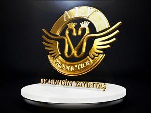 3d logo 360 by fldizayn
