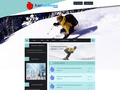 Proje#21299 - e-ticaret / Dijital Platform / Blog, Spor / Hobi Ana Sayfa Tasarımı   -thumbnail #23