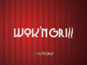 Wokngrill