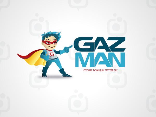 Gazman logo son hal 2