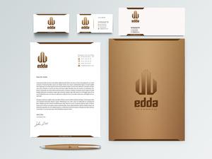 İNŞAAT YAPI FİRMAMIZ İÇİN KURUMSAL KİMLİK ARIYORUZ... projesini kazanan tasarım