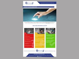 Proje#21867 - Danışmanlık e-posta Şablonu Tasarımı  #5