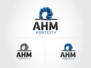 Ahm portcity logo01