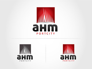 Ahm portcity logo02