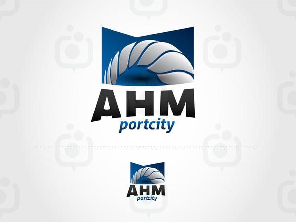 Ahm portcity logo03