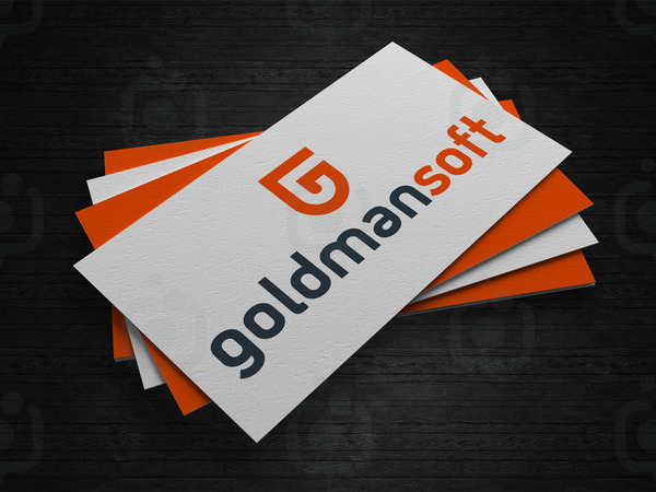 Goldmansoft logo 1