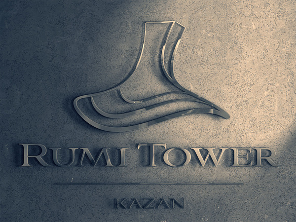 Rumi tower wall