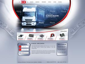 Proje#21872 - Otomotiv / Akaryakıt Web Sitesi Tasarımı (psd)  #65