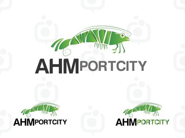 Ahmportcitylogo