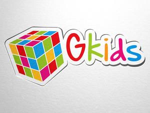 G kids on paper