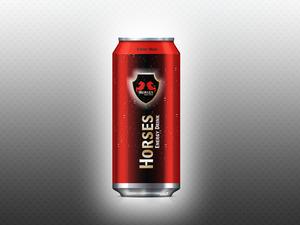 Horses energy drink