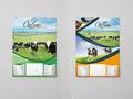 Proje#22175 - Tarım / Ziraat / Hayvancılık Takvim Tasarımı  -thumbnail #25