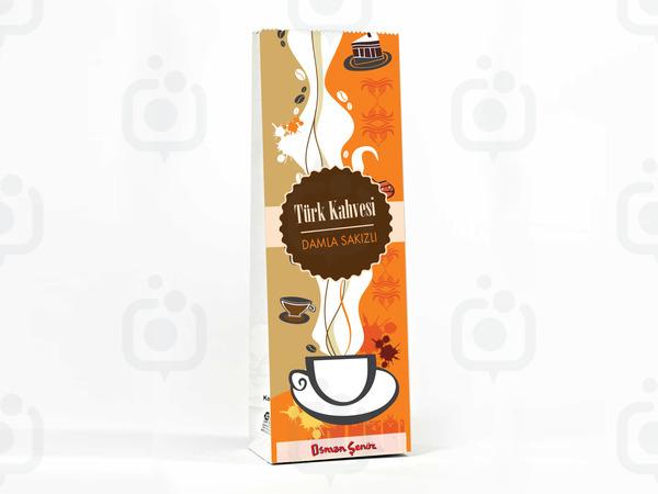 Kahve paketi