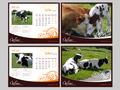 Proje#22175 - Tarım / Ziraat / Hayvancılık Takvim Tasarımı  -thumbnail #27