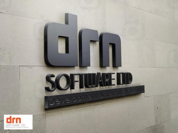 Drn logo3d