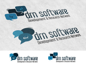 Drn software logo revize