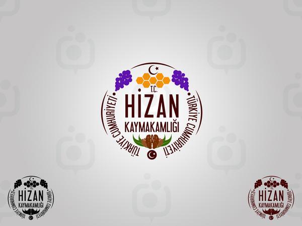 Hizan kaymakaml    logo revize