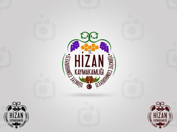 Hizan kaymakaml    logo  al  mas  revizasyon