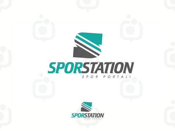 Sportstation logo sunum