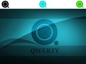 Qwerty logo