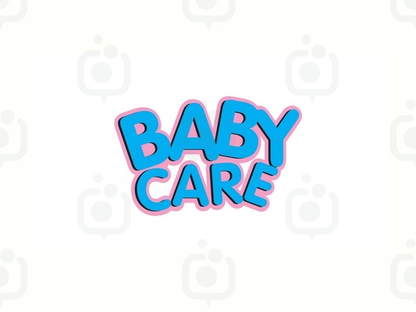 Baby care logo 1