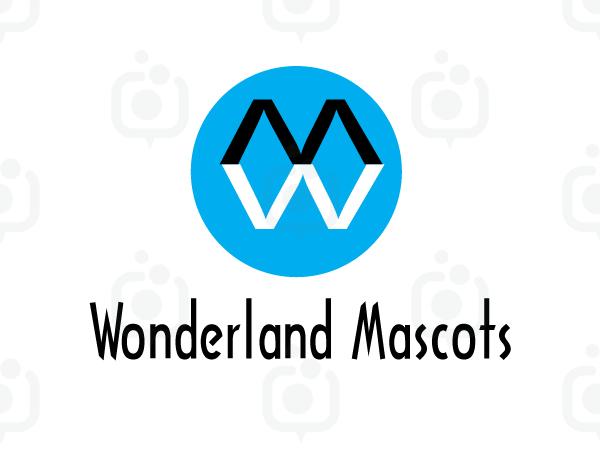 Wonderlandmascotslogo