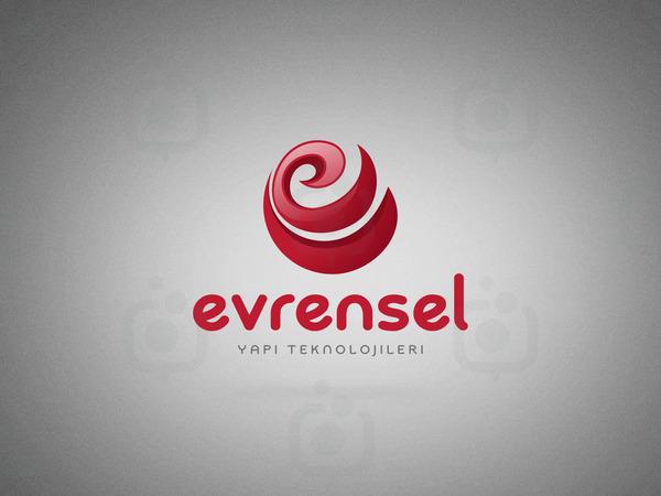 Evrensel yeni logo