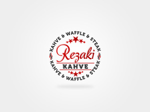 Rezaki k rm z  logo
