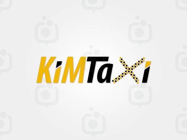 Kimtaxi logo  al  mas