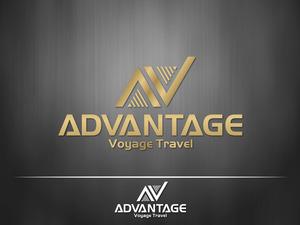 Advantage travel logo